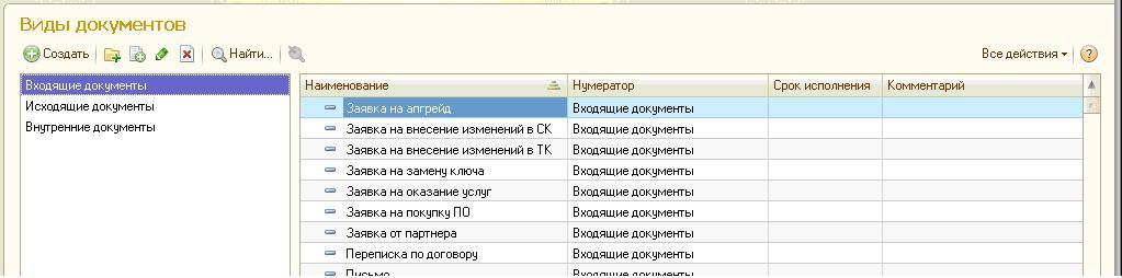 Регистрация входящих документов битрикс как установить битрикс на веб окружение